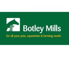 Botley Mills - for all your pets, equestrian and farming needs