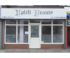 Up Lift Beauty Ltd