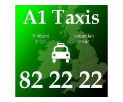 A1 Taxis (St Albans, Harpenden and Surrounding Areas)