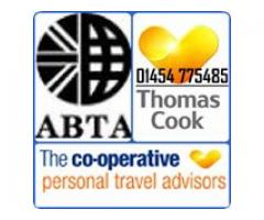 Co-operative Personal Travel Advisor