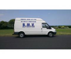 bill's man and van selfdrivehire