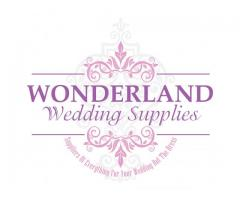 Wonderland Wedding Supplies - Everything But The Dress