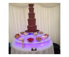 Chocolate Fountain hire Cardiff