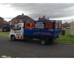 W.J WASTE & RUBBISH REMOVAL 07745780905 HOUSEHOLD CLEARANCE,TRADE WASTE,GARDEN CLEARANCE, RUBBLE