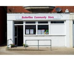 Butterflies Community Store