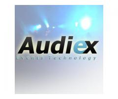 Audiex Events Technology