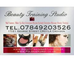 Nail Courses & Beauty Training London
