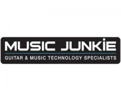 Music Junkie - Guitar and Music Tech Shop in Leicester