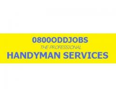 0800ODDJOBS - THE PROFESSIONAL HANDYMAN SERVICE