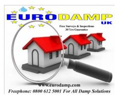 Eurodamp UK ( Waterproofing & Building Control )