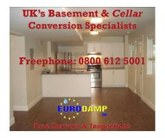 Eurodamp UK ( No'1 Damp & Timber Specialists )
