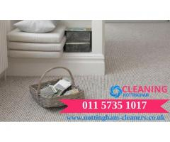 Expert carpet cleaners in Nottingham