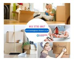 Move out cleaning Nottingham