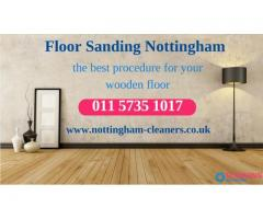Floor sanding and polishing Nottingham