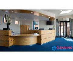 Commercial cleaning services in Nottingham
