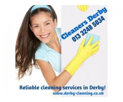 Regular house cleaning in Derby