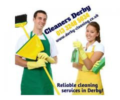 End of tenancy cleaners Derby