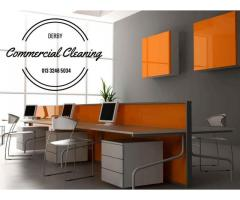 Commercial cleaning Derby