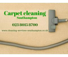 Carpet cleaners in Southampton