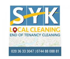 SYK Local London Cleaners