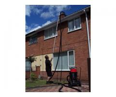 Gutter cleaning West london