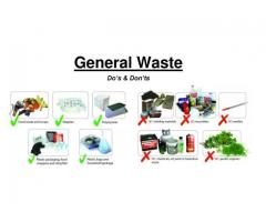 Flame UK - GENERAL WASTE & RECYCLING