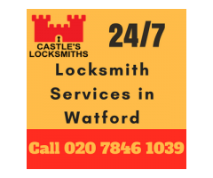 Castles Locksmiths in Watford